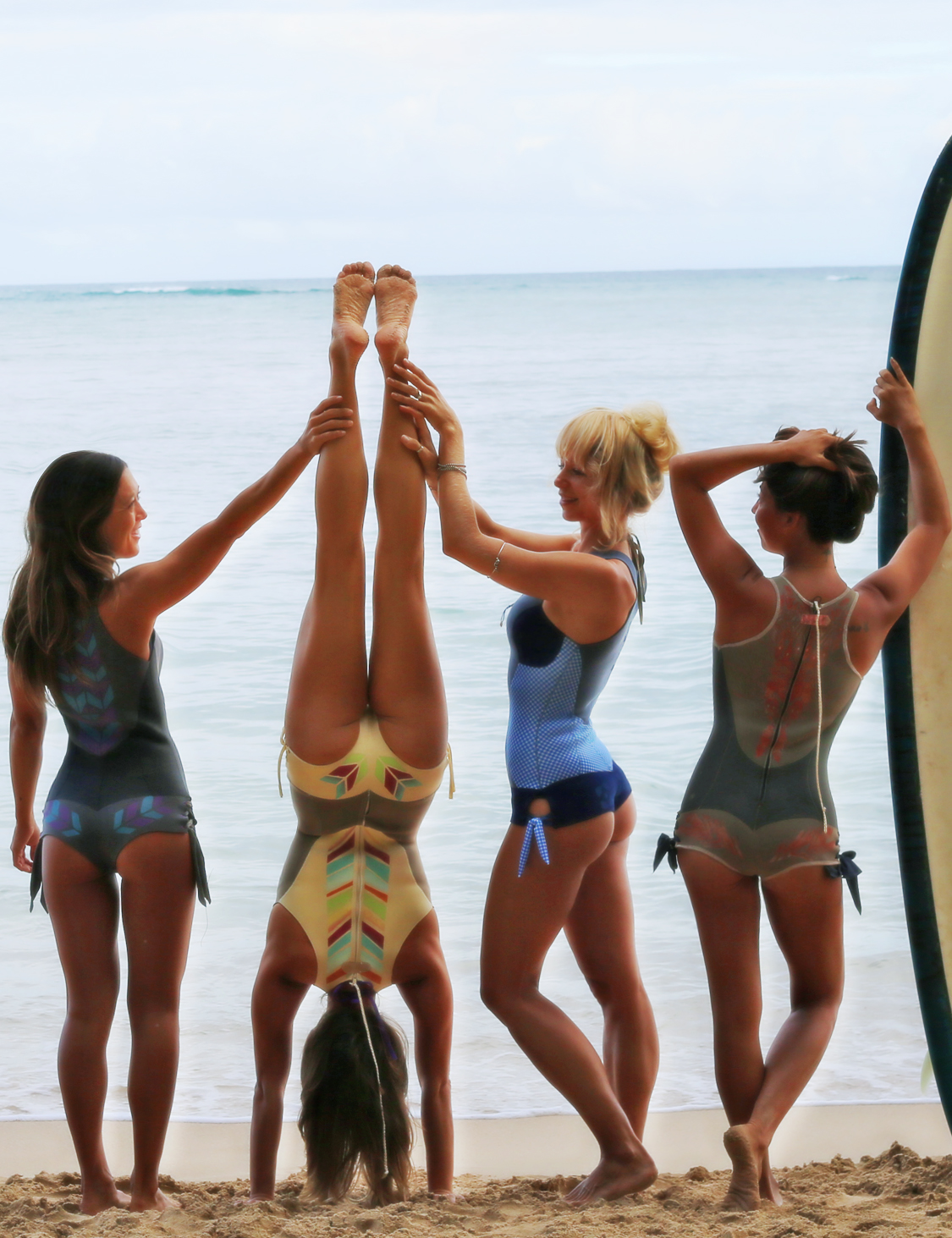 Interview: Jamie DeFay Collins of SirensongWetsuits