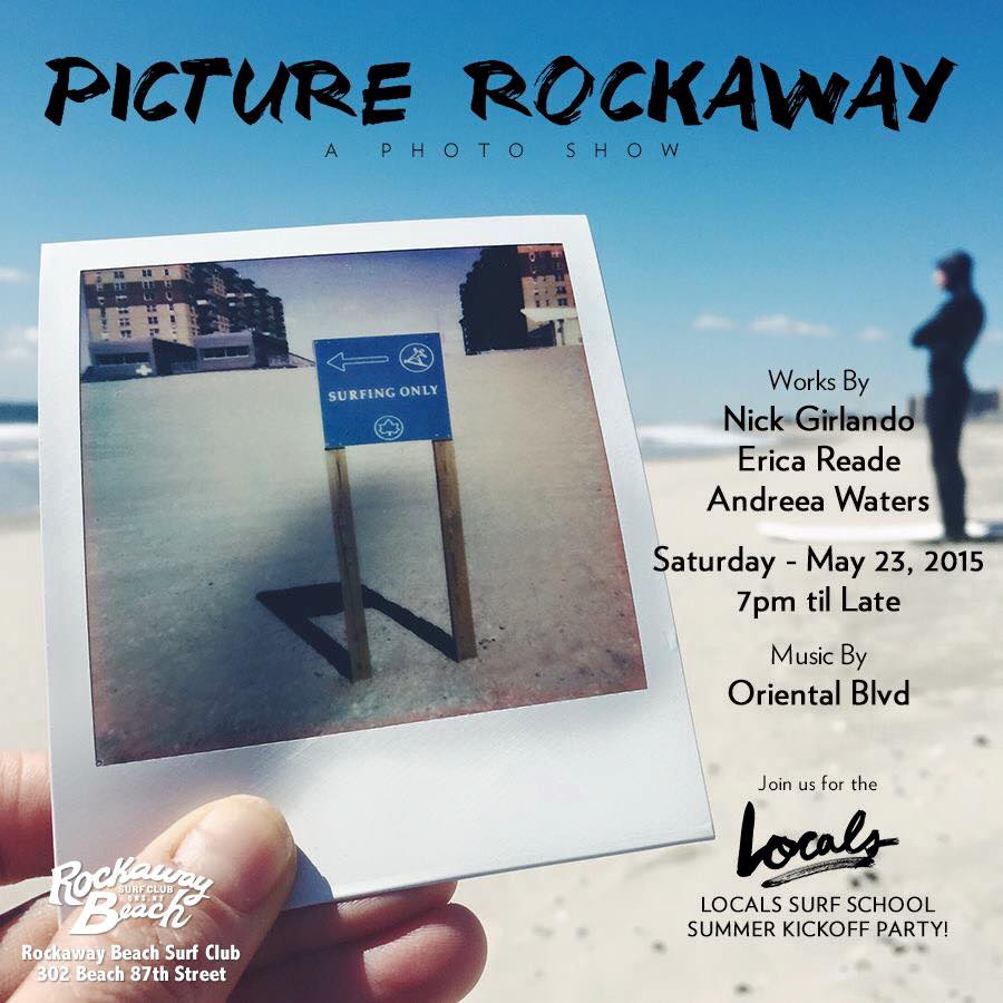 Picture Rockaway – Summer Kickoff Party